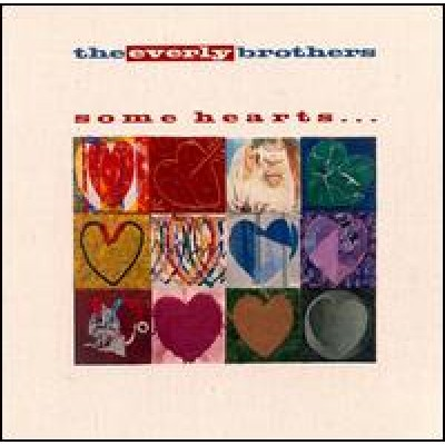 EVERLY BROTHERS - some hearts LP