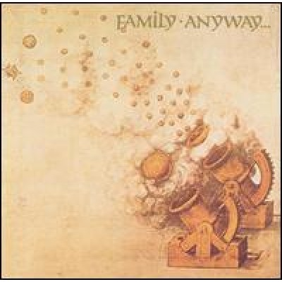 FAMILY - Anyway LP (Gimmixcover) LP