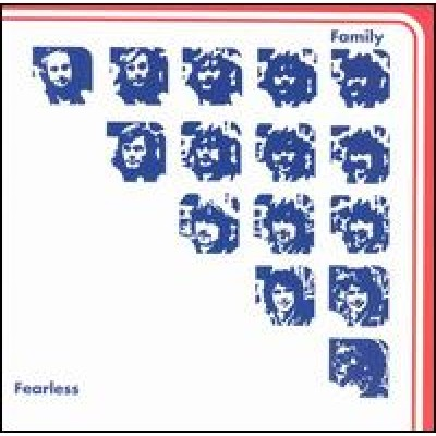 FAMILY - Fearless LP