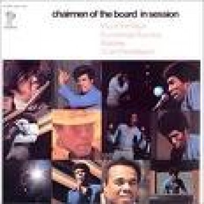 CHAIRMEN OF THE BORD - in session (LP)