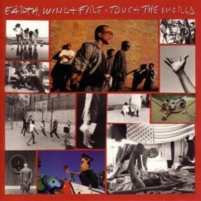 EARTH, WIND & FIRE - Touch The World (LP)