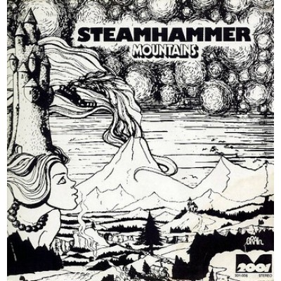 STEAMHAMMER - Mountains (LP)