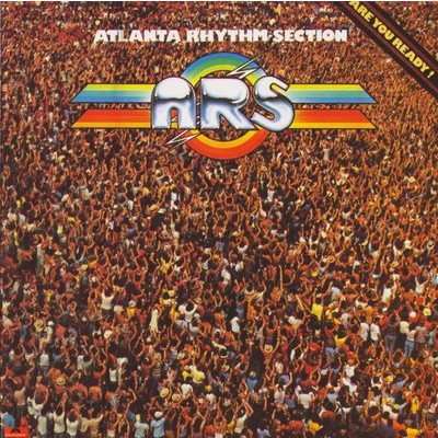 ATLANTA RHYTHM SECTION - are you ready! 2 LP