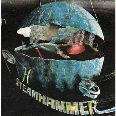 STEAMHAMMER - Speech (LP)