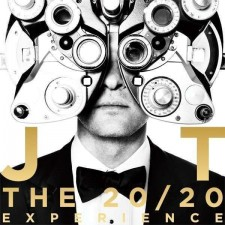 TIMBERLAKE, JUSTIN - The 20/20 Experience (CD)