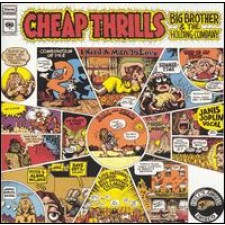 Big Brother & The Holding Company - Cheap Thrills (LP)
