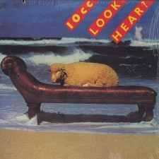 10cc - Look Hear (LP)