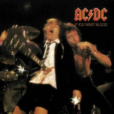AC/DC - if you want blood  (LP)