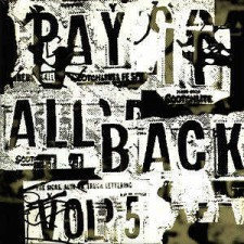 VARIOUS - On-U Sound Present: Pay It All Back Vol. 5 (2 LP)