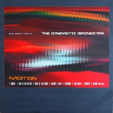 CINEMATIC ORCHESTRA - Motion (2 LP)