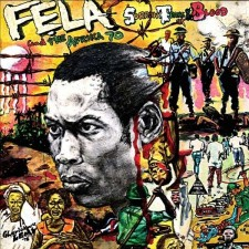 Kuti, Fela - Sorrow - Tears & Blood (LP)