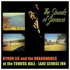 Lee, Byron & The Dragonaires - The Sounds Of Jamaica (LP)