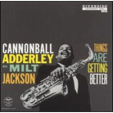 ADDERLEY, CANNONBALL - Thing Are Getting Better LP