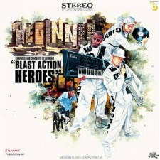 BEGINNER - Blast Action Heros (2 LP)