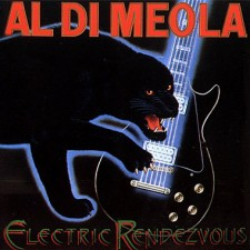 AL DI MEOLA - Electric Rendezvouz LP
