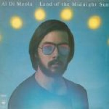 AL DI MEOLA - Land Of The Midnight Sun (LP)