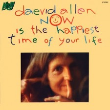ALLEN, DAVID - Now Is The Happiest Time Of Your Life (LP)