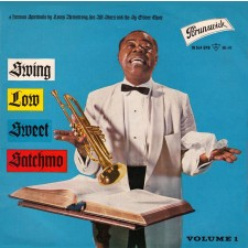 ARMSTRONG, LOUIS - Swing Low Sweet Satchmo (LP)