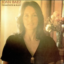 BAEZ, JOAN - Diamonds & Rust (LP)