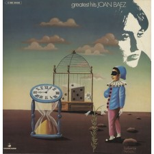 BAEZ, JOAN - Greatest Hits (LP)