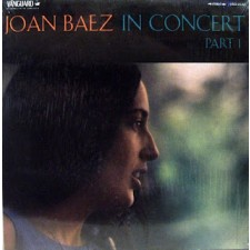 BAEZ, JOAN - In Concert Part 1 (LP)