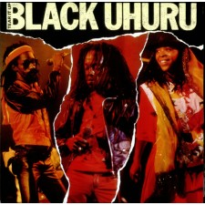 BLACK UHURU - Tear It Up (LP)