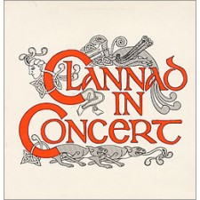 CLANNAD - Clannad In Concert (LP)