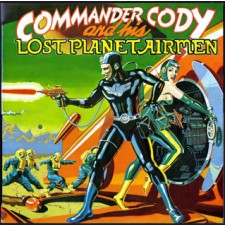 COMMANDER CODY  & And His Lost Planet Airmen LP