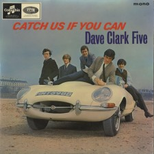 DAVE CLARK FIVE - Catch Us If You Can (LP)