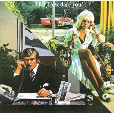 10cc - How Dare You (LP)