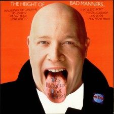 BAD MANNERS - The Height Of Bad Manners (LP)