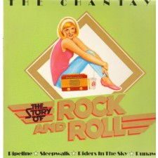 CHANTAYS - The Story Of Rock And Roll (LP)