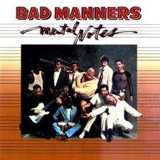 BAD MANNERS - Mental Notes (LP)