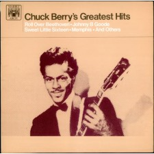 BERRY, CHUCK - Chuck Berry's Greatest Hits (LP)