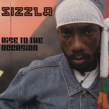 SIZZLA - Rise To The Occasion  (LP)