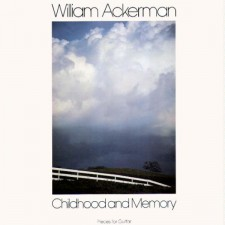 ACKERMAN, WILLIAM - Childhood And Memory: Pieces For Guitar LP