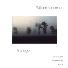 ACKERMAN, WILLIAM - Passage LP