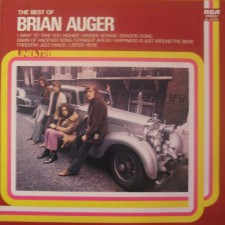 AUGER, BRIAN - The Best Of Brian Auger LP