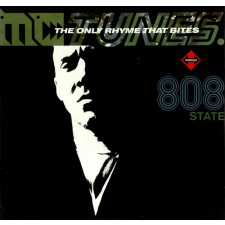 """808 STATE - The Only Rhyme That Bites (12"""")"""