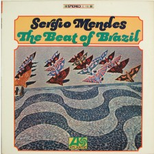 MENDES, SERGIO - The Beat Of Brazil (LP)