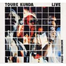 KUNDA, TOURE - Live Paris Zingiunchor LP