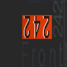 FRONT 242 - Front To Front LP