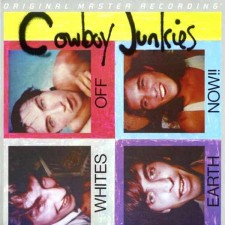 COWBOY JUNKIES - Whites Off Earth Now!! (LP)