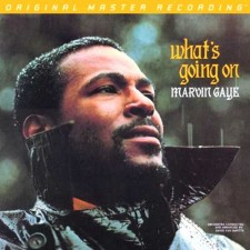 Gaye, Marvin - What's Going On (LP)