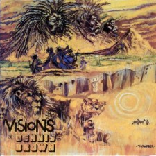 BROWN, DENNIS - Visions Of Dennis Brown LP