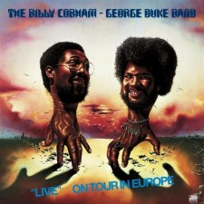 COBHAM, BILLY & GEORGE DUKE BAND - Live On Tour In Europa LP