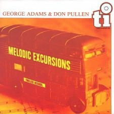 ADAMS, GEORGE - Melodic Excursions LP