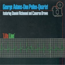 ADAMS, GEORGE - Life Line LP