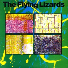 FLYING LIZARDS, THE - The Flying Lizards LP