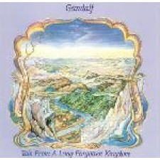 GANDALF - Tale From A Long Forgotten Kingdom (LP)